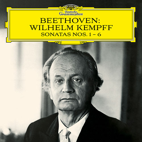 Beethoven: Sonatas Nos. 1 - 6 by Wilhelm Kempff