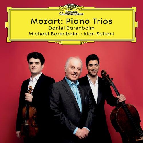 Complete Mozart Trios by Daniel Barenboim