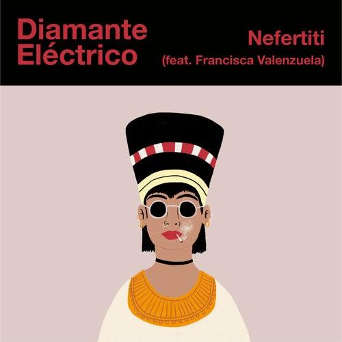 Nefertiti de Diamante Electrico