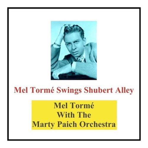 Mel Tormé Swings Shubert Alley de Mel Tormè