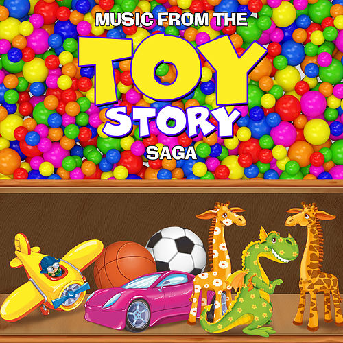 The Toy Story Saga EP von Various Artists