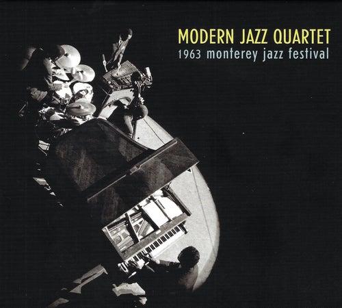 1963 Monterey Jazz Festival de Modern Jazz Quartet