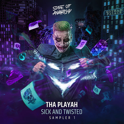 Sick And Twisted Sampler 1 by Tha Playah