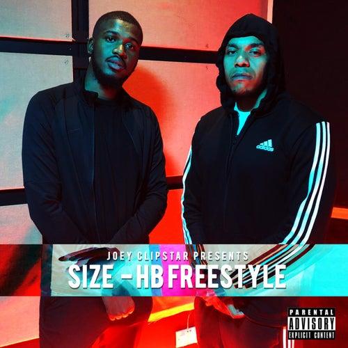 Size HB Freestyle von Hardest Bars