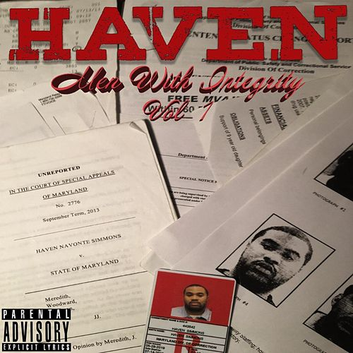 Men With Integrity by Haven