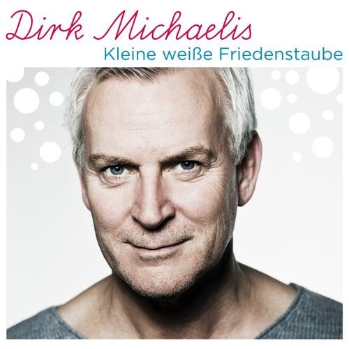 Kleine weiße Friedenstaube von Dirk Michaelis