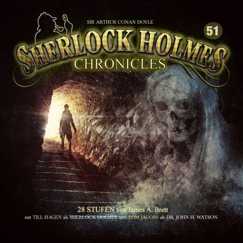 Folge 51: 28 Stufen von Sherlock Holmes Chronicles