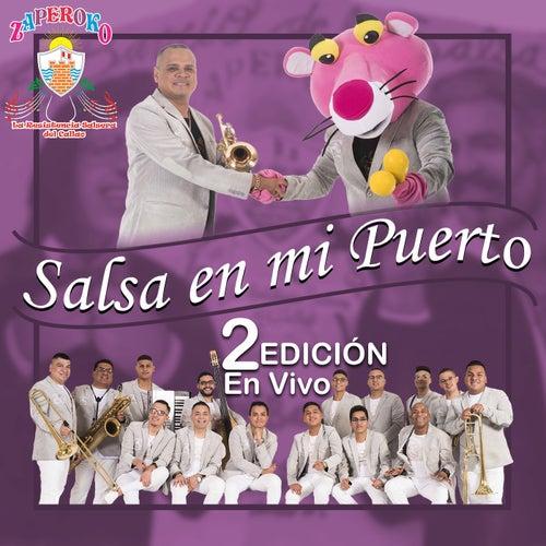 Salsa en Mi Puerto, 2a. Edición (En Vivo) by ZAPEROKO La Resistencia Salsera del Callao
