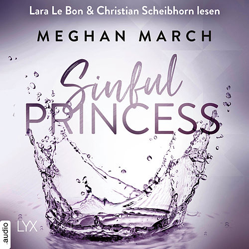 Sinful Princess - Tainted Prince Reihe, Band 2 (Ungekürzt) von Meghan March