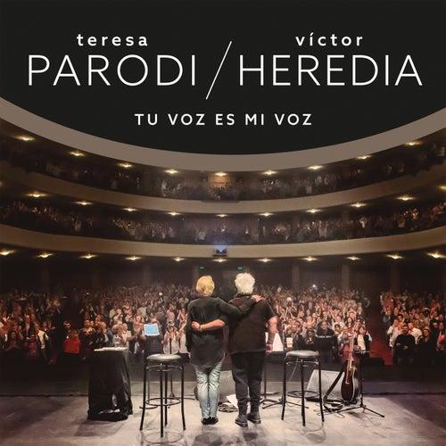 Tu Voz Es Mi Voz (Vivo Teatro Coliseo) de Teresa Parodi