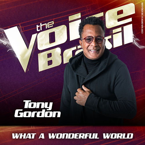 What A Wonderful World (Ao Vivo No Rio De Janeiro / 2019) de Tony Gordon
