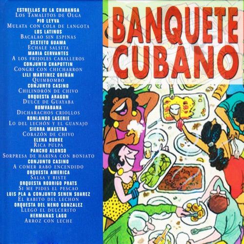 Banquete Cubano - Cuban Banquet de Various Artists