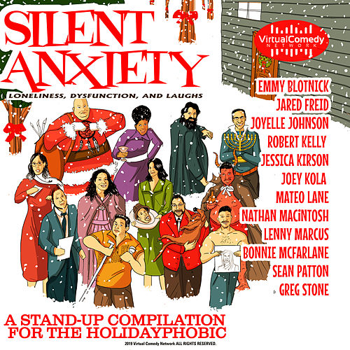 Silent Anxiety by Various Artists