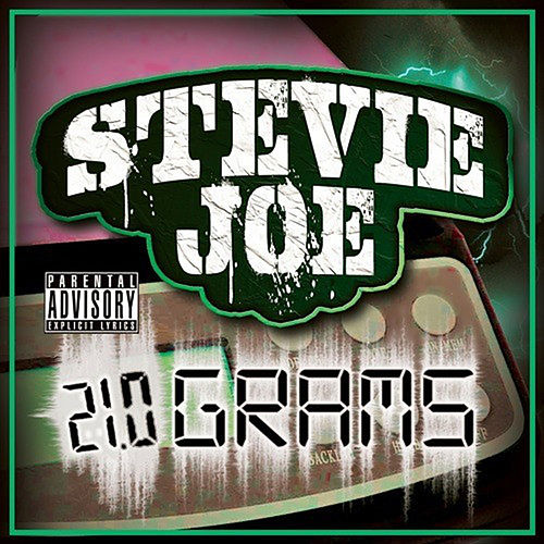 21 Grams von Stevie Joe