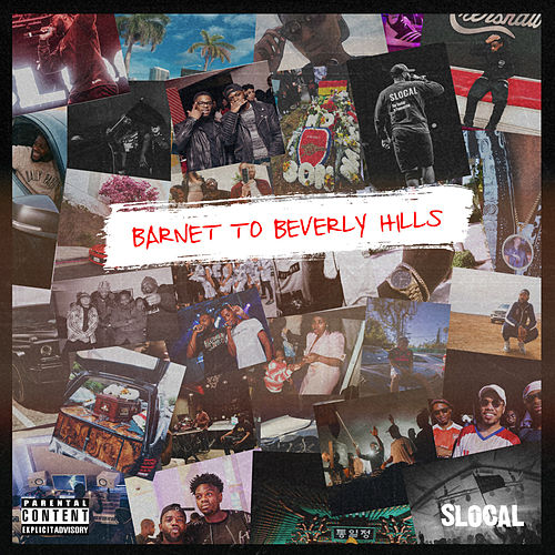 Barnet To Beverly Hills von CR BLACKS