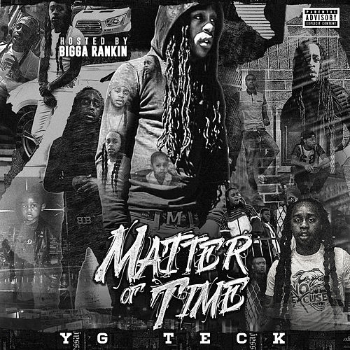Matter of Time by Yg Teck