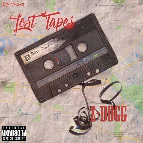 Lost Tapes von Z-Dogg