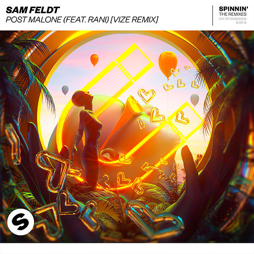 Post Malone (feat. RANI) (VIZE Remix) by Sam Feldt
