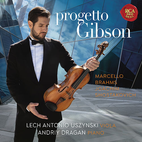 Sonata for Viola and Piano, Op. 147/II. Allegretto by Lech Antonio Uszynski