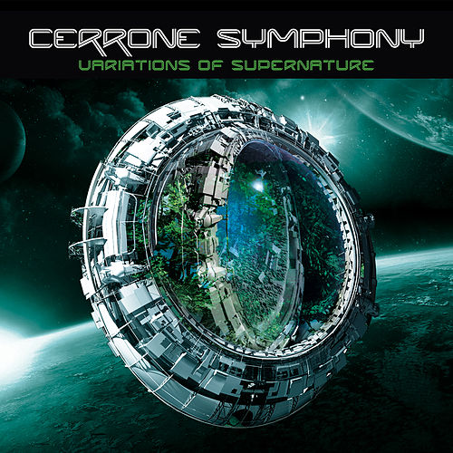 Cerrone Symphony : Variations of Supernature de Cerrone