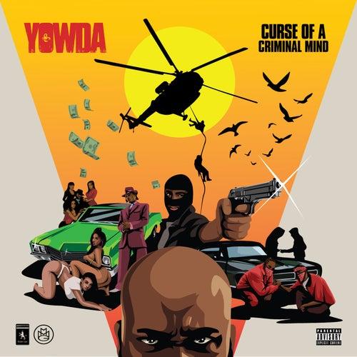 Curse of a Criminal Mind de Yowda
