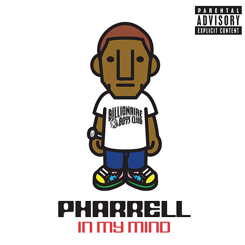 In My Mind (Deluxe Edition) by Pharrell Williams