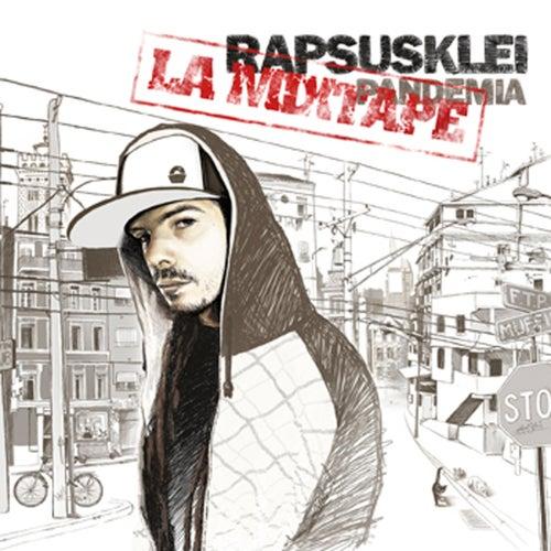 Pandemia (La Mixtape) van Rapsusklei