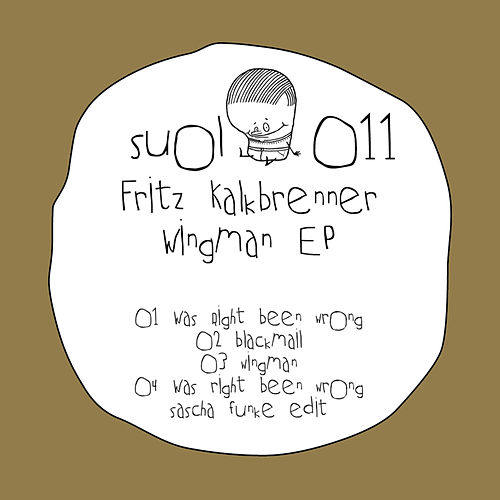 Wingman EP de Fritz Kalkbrenner