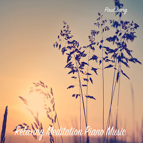 Relaxing Meditation Piano Music van Paul Lang