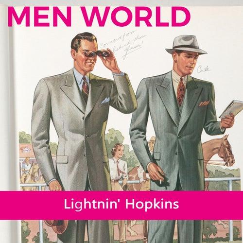 Men World by Lightnin' Hopkins