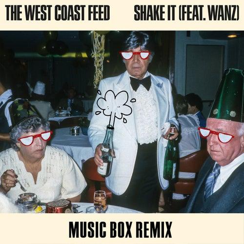 Shake It (Music Box Remix) von The West Coast Feed