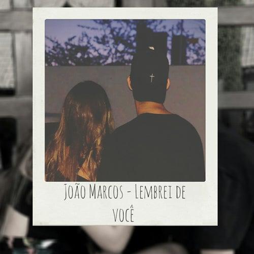 Lembrei de Você von João Marco$