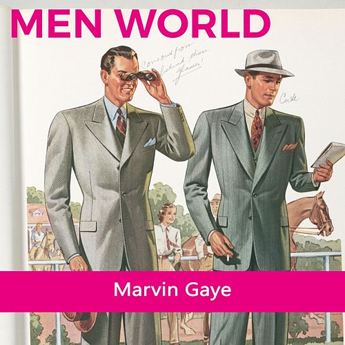 Men World von Marvin Gaye
