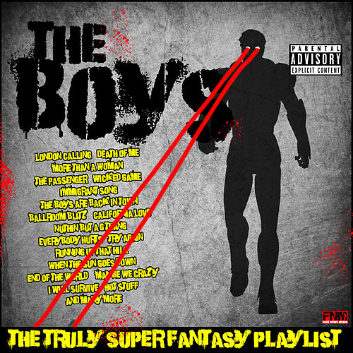 The Boys - The Truly Super Fantasy Playlist de Various Artists