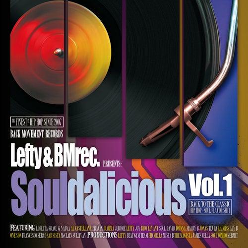 Souldalicious Vol.1 von Various Artists