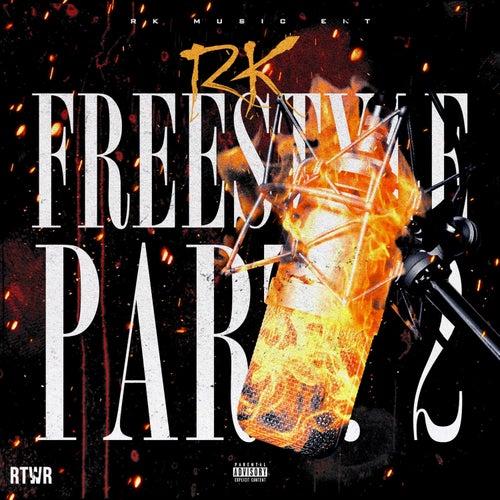 Freestyle, Pt. 2 de RK