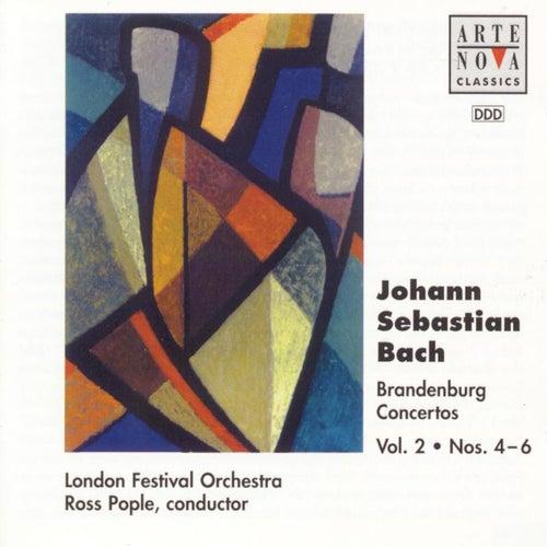 Brandenburg Concertos Vol.2 von Ross Pople