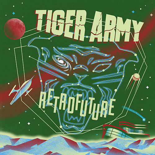 Retrofuture de Tiger Army