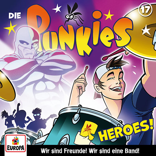 017/Heroes! by Die Punkies