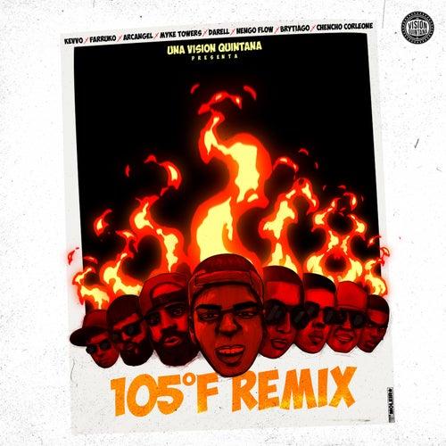 105 F Remix de Kevvo