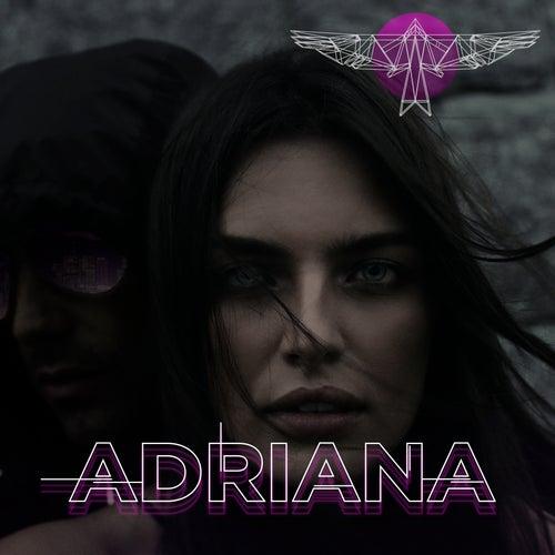 Adriana von RAF Camora
