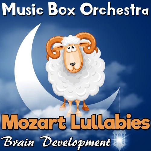 Mozart Lullabies Brain Development de The Musicbox Orchestra