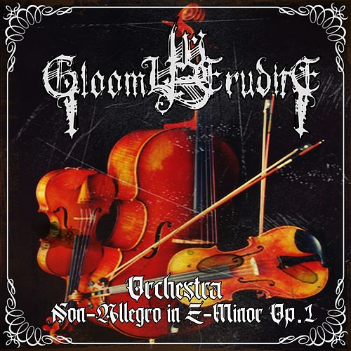 Orchestra Non-Allegro in E-Minor Op.1 by Gloomy Erudite