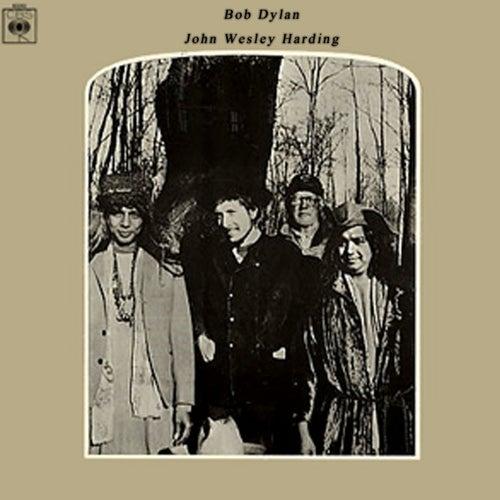 Bob Dylan - John Wesley Harding de Bob Dylan