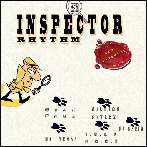 Inspector Rhythm (new Evidence) EP de Various Artists