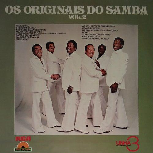 Os Originais do Samba (Disco de Ouro Vol.2) by Os Originais Do Samba