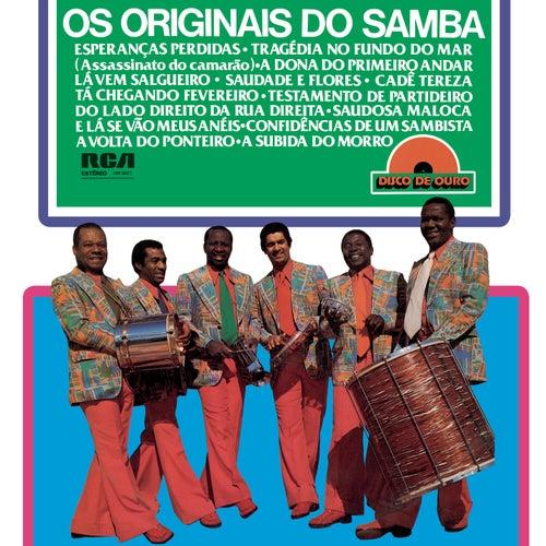 Os Originais do Samba (Disco de Ouro) by Os Originais Do Samba