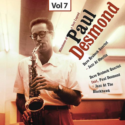 Milestones of a Jazz Legend - Paul Desmond, Vol. 7 by Various Artists