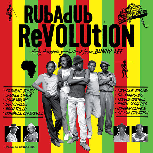 Rubadub Revolution de Various Artists