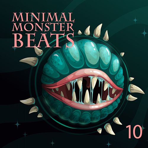 Minimal Monster Beats, Vol. 10 de Various Artists